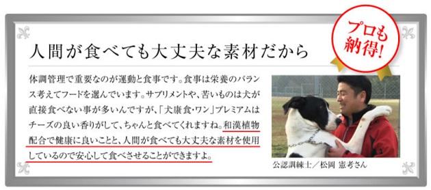 「犬康食・ワン」プレミアムの副作用や安全性は?